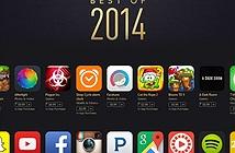 Thấy gì qua bảng xếp hạng ứng dụng iOS 2014