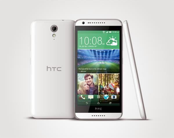 HTC Desire 620G Dual SIM đã có mặt tại Việt Nam