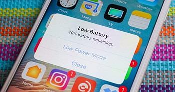 Apple xin lỗi vì làm chậm iPhone cũ, giảm 2/3 giá thay pin