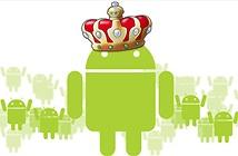 Android vẫn thống trị thị trường di động