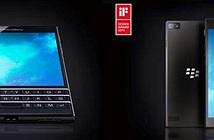BlackBerry Passport và Z3 đoạt giải thiết kế