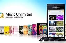 Sony đóng cửa dịch vụ âm nhạc Music Unlimited