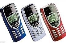 Tội phạm tại Anh lùng sục Nokia 8210