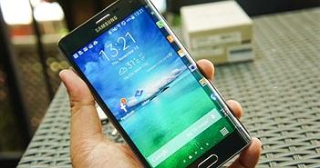 Rò rỉ giá bán Galaxy Note Edge chính hãng 21 triệu đồng