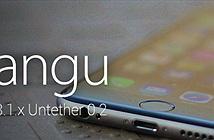 Pangu8 cập nhật phiên bản mới, tích hợp Cydia