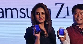 Samsung sẽ thắng với smartphone Tizen đầu tiên?
