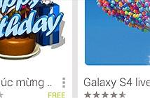 Xóa ứng dụng khỏi tài khoản Google Play