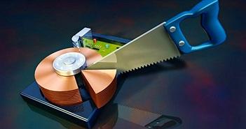 Làm thế nào để khôi phục các file bị mất sau khi phân vùng lại ổ cứng?