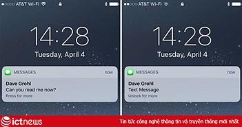 5 mẹo bảo mật khi nhắn tin bằng iPhone