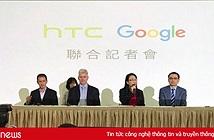 Google chính thức hoàn thành vụ thâu tóm mảng smartphone của HTC