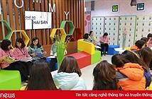 Samsung Việt Nam xây khu tiện ích dành riêng cho nhân viên mang thai