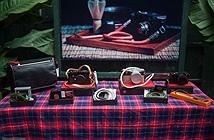 Phụ kiện dây đeo, túi máy ảnh Artisan&Artist được phân phối tại Việt Nam