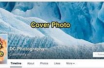 Các kích cỡ ảnh lý tưởng trên Facebook