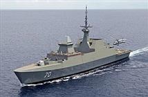 Sức mạnh chiến hạm Đáng sợ của Hải quân Singapore