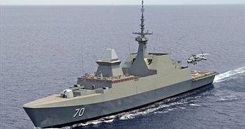"""Sức mạnh chiến hạm """"Đáng sợ"""" của Hải quân Singapore"""