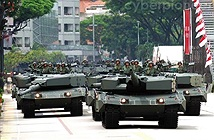 Sức mạnh hàng đầu Đông Nam Á của quân đội Singapore