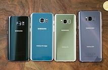 Samsung Galaxy S8, S8 Plus so kè Galaxy S7, S7 Edge: Bước nhảy vọt lớn