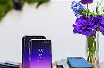 Galaxy S8 là smartphone đầu tiên dùng Bluetooth 5.0, hỗ trợ 2 tai nghe cùng lúc