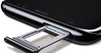 Samsung Galaxy S8 sẽ hỗ trợ dùng 2 SIM cùng lúc