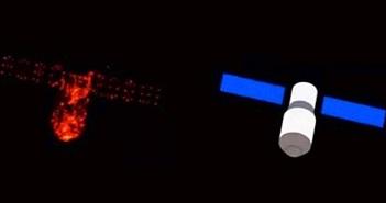 Trạm không gian Thiên Cung 1 đã xoẹt 81 giây qua bầu trời Malaysia