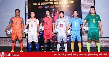 K+ mua bản quyền giải bóng đá trong nhà Vietnam Futsal League 2018