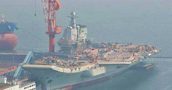 Bao giờ Trung Quốc thử nghiệm tàu sân bay Type 001A?