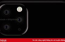 iPhone 11 đây rồi, cụm 3 camera nằm trong hình vuông y hệt Mate 20 Pro nhưng lại xếp lệch theo hình tam giác
