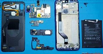 Tháo máy Redmi Note 7 chính hãng tại Việt Nam: Máy rẻ liệu nội thất có 'rẻ'?