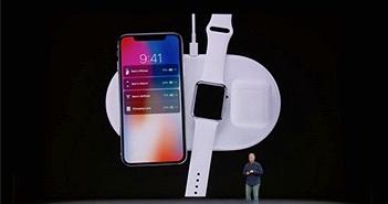 Apple chính thức xác nhận sẽ chẳng có bộ sạc không dây AirPower nào cả