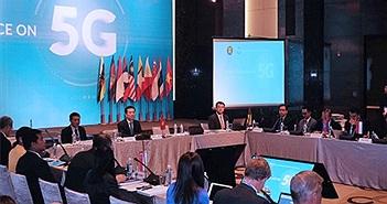 Việt Nam đã làm tốt công tác dẫn dắt khu vực về 5G