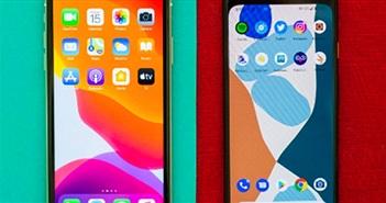 """iPhone 12 và Pixel 5 mới là """"trận chiến"""" khốc liệt nhất năm nay"""