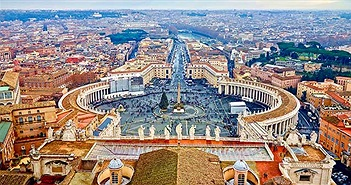11 điều thú vị về Vatican