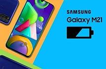 Samsung ra mắt Galaxy M21: pin 6.000mAh giá 5,5 triệu
