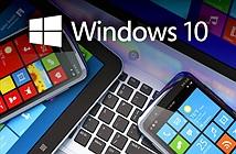 Microsoft tự tin có 1 tỷ thiết bị chạy Windows 10