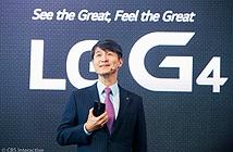 Với LG, bán 8 triệu G4 đã là chiến công lớn