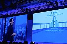 Windows 10 sẽ hiện diện trên 1 tỷ thiết bị