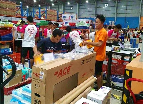 Hành trình Lazada trở thành ông lớn thương mại điện tử tại Việt Nam