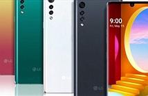 LG Velvet 5G chính thức được công bố với ngoại hình đẹp long lanh