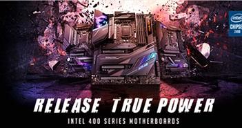 MSI công bố dải sản phẩm bo mạch cho Intel 400 Series hoàn toàn mới