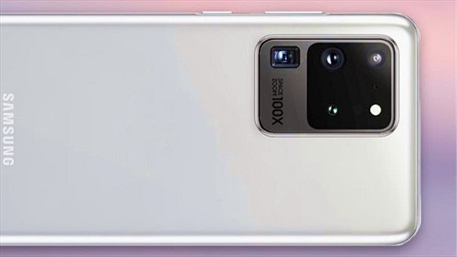 Samsung mở bán Galaxy S20 Ultra Cosmic White cho thị trường Trung Quốc