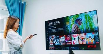 'Trên kệ' TV Samsung TU8500: mang trải nghiệm 4K chất lượng đến với người dùng