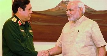 Việt Nam là điểm nhấn trong chính sách hướng Đông của Ấn Độ