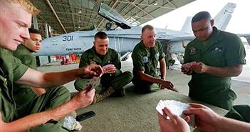 Khám phá kho chứa máy bay quân sự lớn nhất hành tinh