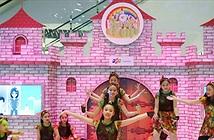 """Hàng nghìn lượt trẻ em tham gia sự kiện """"Lâu đài kỳ diệu"""" của Truyền hình FPT"""