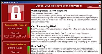 Những bí mật ít người biết về ransomware