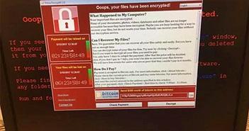 Hacker phát tán WannaCry có thể là người Trung Quốc