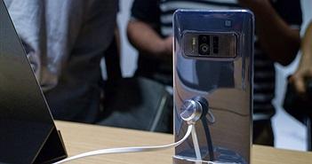 Trên tay Asus ZenFone AR: 3 camera, RAM 8GB, hỗ trợ cả AR lẫn VR