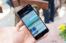 Trên tay Infinix S2: Điện thoại selfie góc rộng 135 độ
