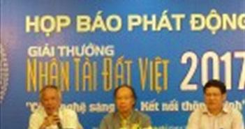 Nhân tài Đất Việt 2017: Khuyến khích công nghệ sáng tạo, bắt nhịp cách mạng công nghiệp 4.0