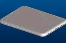 Thêm bản vẽ CAD của iPhone 8 lộ diện